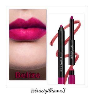 treStique Belize Matte Color+Shiny Lip Balm Crayon
